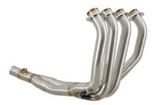 R6 YZF600 2006-2016 Exhaust De Cat Race Headers Downpipes